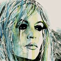 Brigitte Bardot Art Prints & Posters by Paul Lovering