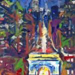 """New York Washington Square Arch NYC"" by BeaconArtWorksCorporation"
