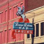 """Miles City, Montana - Downtown Casino"" by Ffooter"