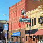 """""""Miles City, Montana - Downtown Casino"""" by Ffooter"""