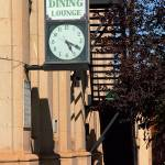 """""""Miles City, Montana - Downtown Clock"""" by Ffooter"""