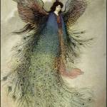 """Warwick Goble (1862-1943) the Moon Maiden"" by motionage"