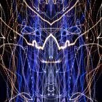 """ABSTRACT LIGHT STREAKS #108"" by nawfalnur"
