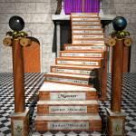 """""""3_5_7stepChamber3600C"""" by MasonicKnight"""