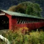 """Bridge to the Past"" by RCdeWinter"