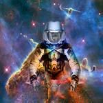Astronaut Disintegration by Icarusismart