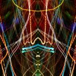 """ABSTRACT LIGHT STREAKS #114"" by nawfalnur"