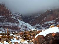 Vermilion Cliffs Winter
