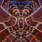 """ABSTRACT LIGHT STREAKS #115"" by nawfalnur"