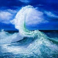 Ocean landscape Art Prints & Posters by Boyan Dimitrov