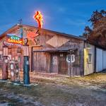 """City Garage - Salado Texas"" by eyeates"