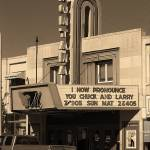 """""""Miles City, Montana - Theater"""" by Ffooter"""