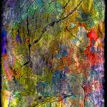 """2m Abstract Expressionism Digital Painting"" by Ricardos"