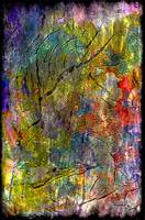 2m Abstract Expressionism Digital Painting