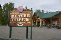 Alaska Highway Beaver Creek