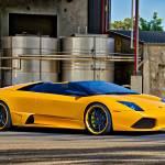 """2009 Lamborghini Murcielago Roadster_HDR"" by FatKatPhotography"