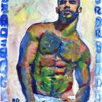 """Papi portrait of a man"" by RDRiccoboni"