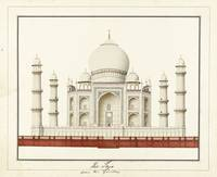 A collection of forty-two watercolours of the Taj