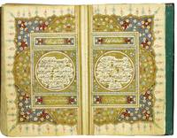 AN ILLUMINATED OTTOMAN QUR'AN, COPIED BY 'ALI WASF