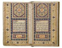 An illuminated Qur'an, copied by Muhammad 'Ali Has