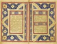 AN ILLUMINATED QUR'AN, PERSIA, PROBABLY TIMURID, 1