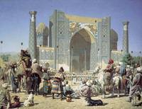 An orientalist nineteenth century Russian view of