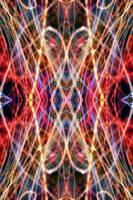 ABSTRACT LIGHT STREAKS #121