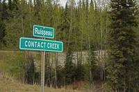Contact Creek, Yukon