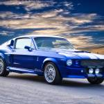 """Shelby Mustang GT500E"