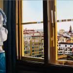 """""""Uffizi View"""" by matteopaints"""