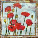 """poppy art 