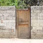 """Door in a Brick Wall"" by rhamm"