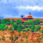 """""""El Tovar On The South Rim"""" by Kirtdtisdale"""