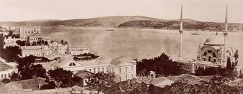 Dolmabahçe Palace and its Theatre - Unknown Photog