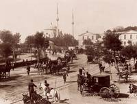 Dolmabahçe Mosque and Square - Abdullah Brothers