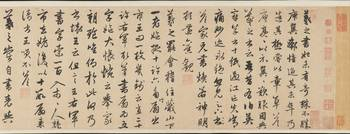 Four Anecdotes from the Life of Wang Xizhi