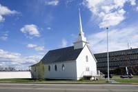 White Church Dawson Creek