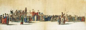 LOUIS-FRANÇOIS CASSAS 1756 - 1827 WEDDING MARCH IN