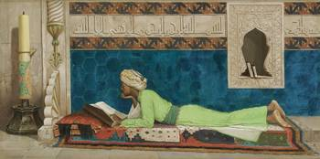 osman hamdy bey, reading