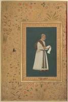 Portrait of Mulla Muhammad Khan Vali of Bijapur, F