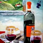 """The Wine Painting"" by galina"