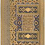 """Unwan from the Shah Jahan Album Calligrapher, Mir"" by motionage"