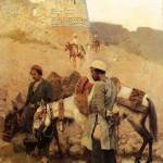 """Weeks Edwin Lord Traveling in Persia"" by motionage"