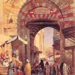 """Weeks Edwin LordThe Moorish Bazaar"" by motionage"