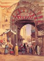 Weeks Edwin LordThe Moorish Bazaar