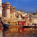 """Weeks Edwin The Barge Of The Maharaja Of Benares"" by motionage"