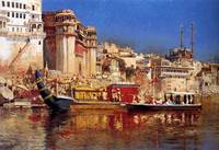 Weeks Edwin The Barge Of The Maharaja Of Benares