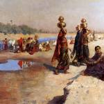 """Weeks Edwin Water Carriers Of The Ganges"" by motionage"