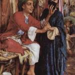 """William Holman Hunt, A Street Scene in Cairo; The"" by motionage"