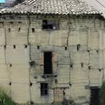 """Old Adobe Building in Otavalo"" by rhamm"